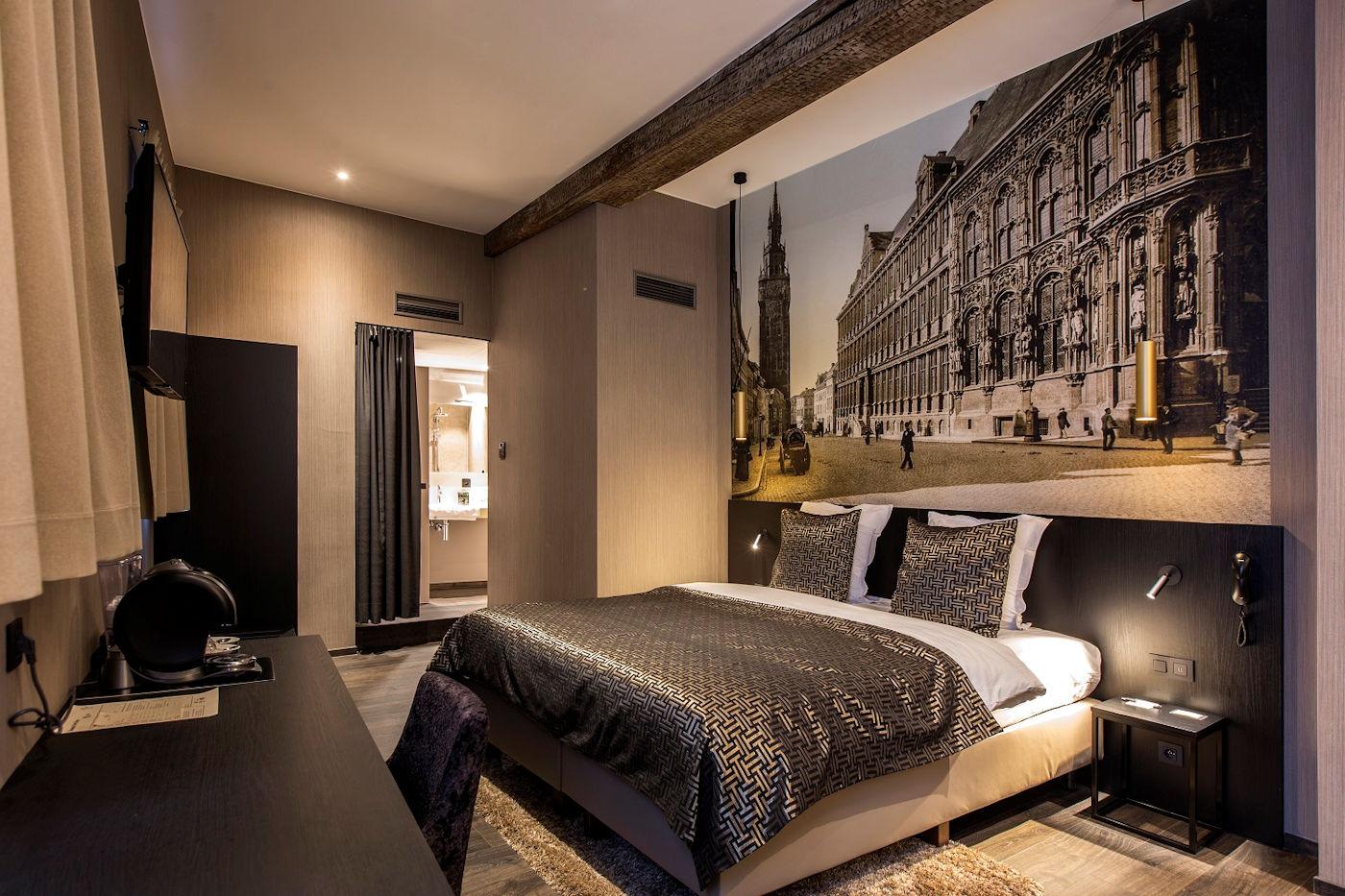 luxe overnachting met kasteelbezoek cadeaubon e bon