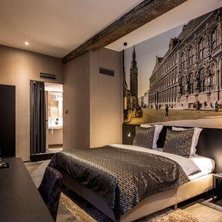 Hotelovernachting met kasteelbezoek