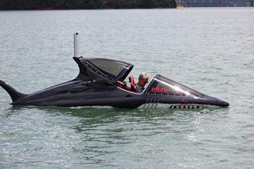 Water experience in buik haai