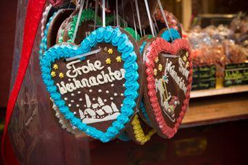 Kerstmarkt Düsseldorf en Oberhausen bezoeken