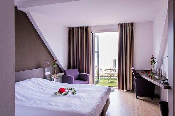 Romantische hotelkamer