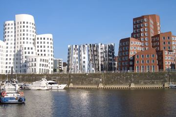 Gebouwen Düsseldorf