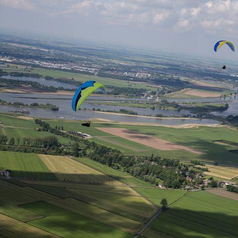Paragliding Paragliding Holland