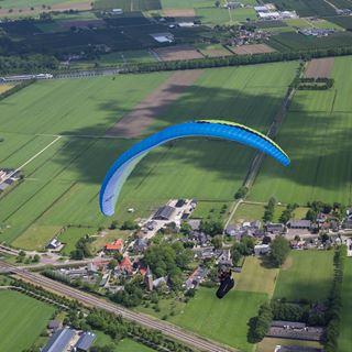 Paragliden cadeau geven