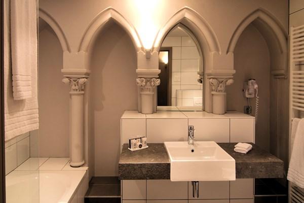 Badkamer met unieke details