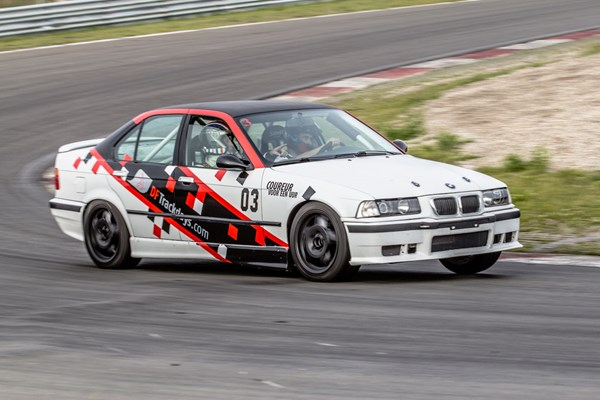BMW circuit racen