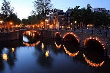 Amsterdamse avondcruise