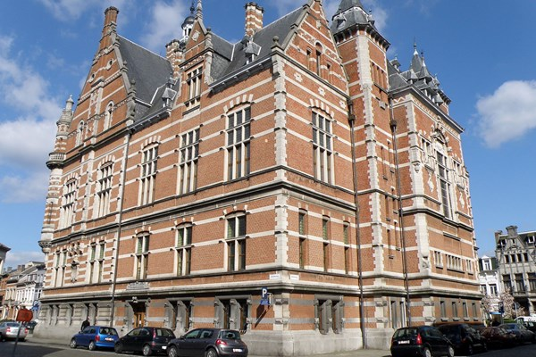 Gemeentehuis Borgerhout Antwerpen