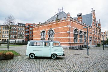 Renault Estafette 1963