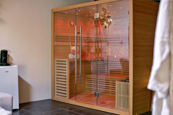 Sauna het Gelukshuis