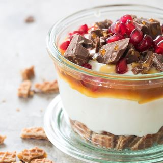 Yoghurt Barn Specials