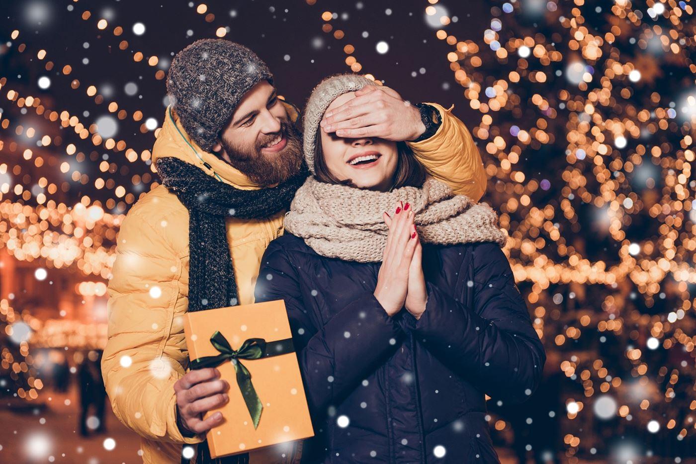 Romantisch cadeau
