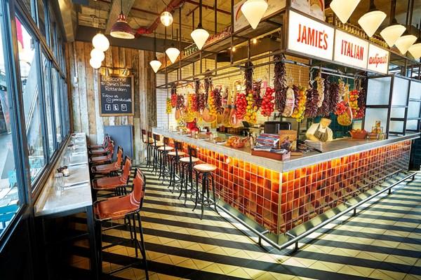 Jamie's Italian Markthal Rotterdam