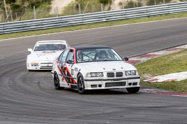Racen op het circuit