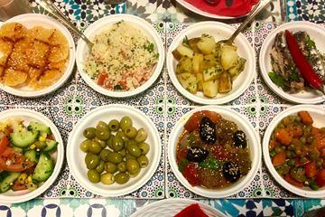 Tapas Marokko
