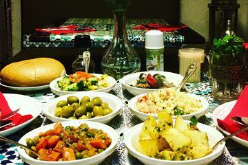 Marokkaanse tapas