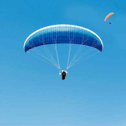 Ga paragliden
