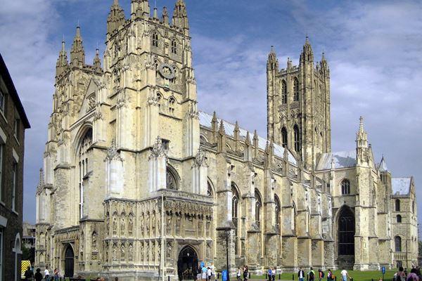 Dagtocht Canterbury