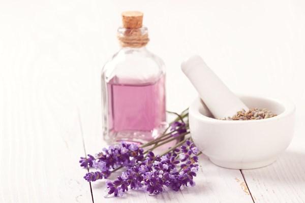 Parfum en bloemen