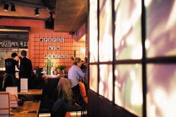 Popocatepetl restaurant Haarlem