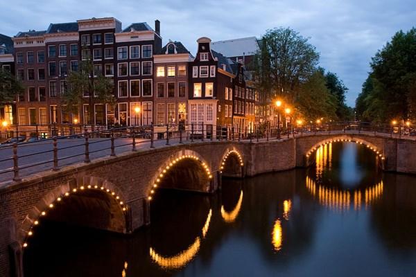 Avondrondvaart Amsterdam