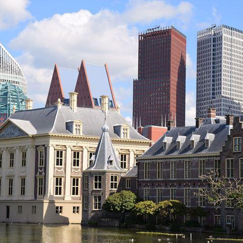 Jaarcadeau Den Haag