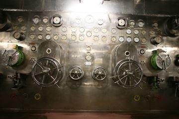 Machinekamer ss Rotterdam