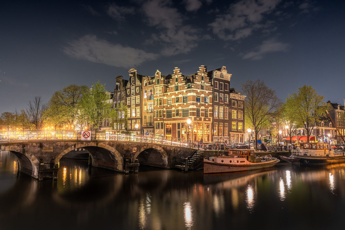 Geef 3 x Amsterdam by night cadeau!