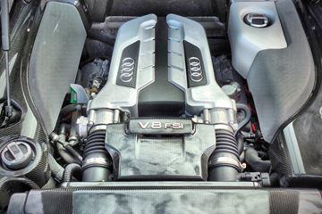 V8 Motor Audi R8