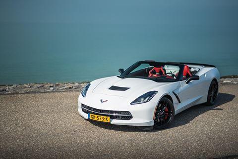 Bestuur een Chevrolet Corvette C7