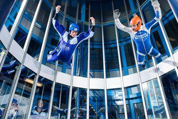 Indoor skydiven Nederland