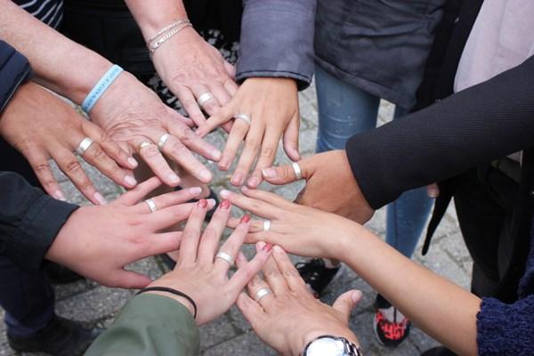 Workshop zilveren ring maken