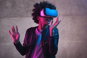 VR belevenis
