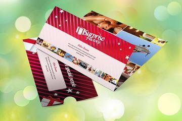 SurpriseFactory Giftcard cadeaubon cadeaukaart