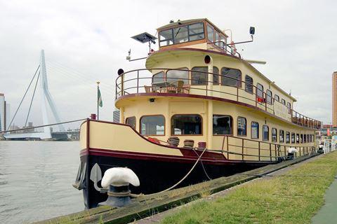 Rondvaart door Rotterdamse haven