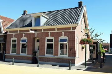 Buitenkant restaurant Pieters