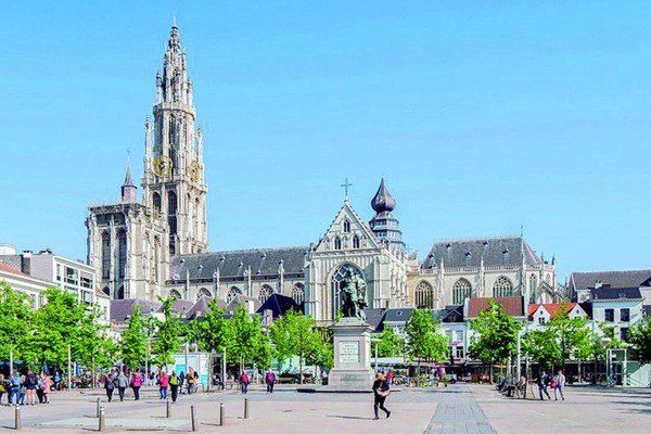 Historisch Antwerpen