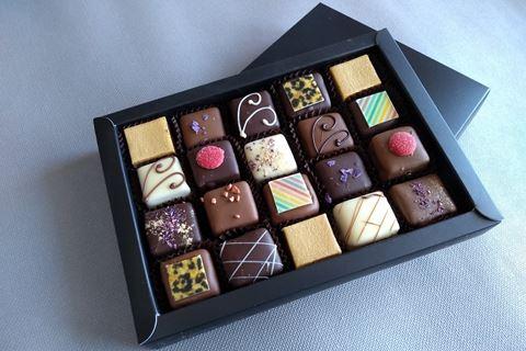 Verras met chocoladepost!