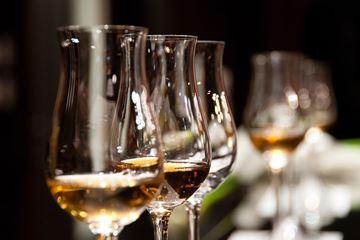 Whisky proefglaasjes