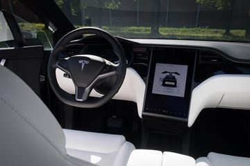 Dashboard Tesla
