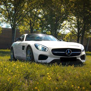 De Mercedes AMG GT