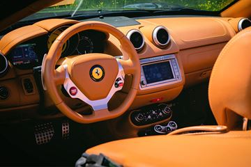 Interieur Ferrari California