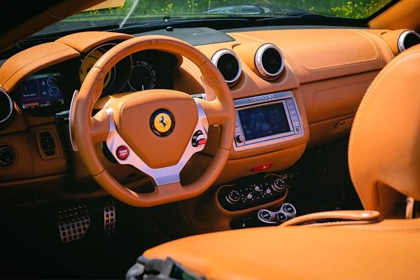 Interieur Ferrari California