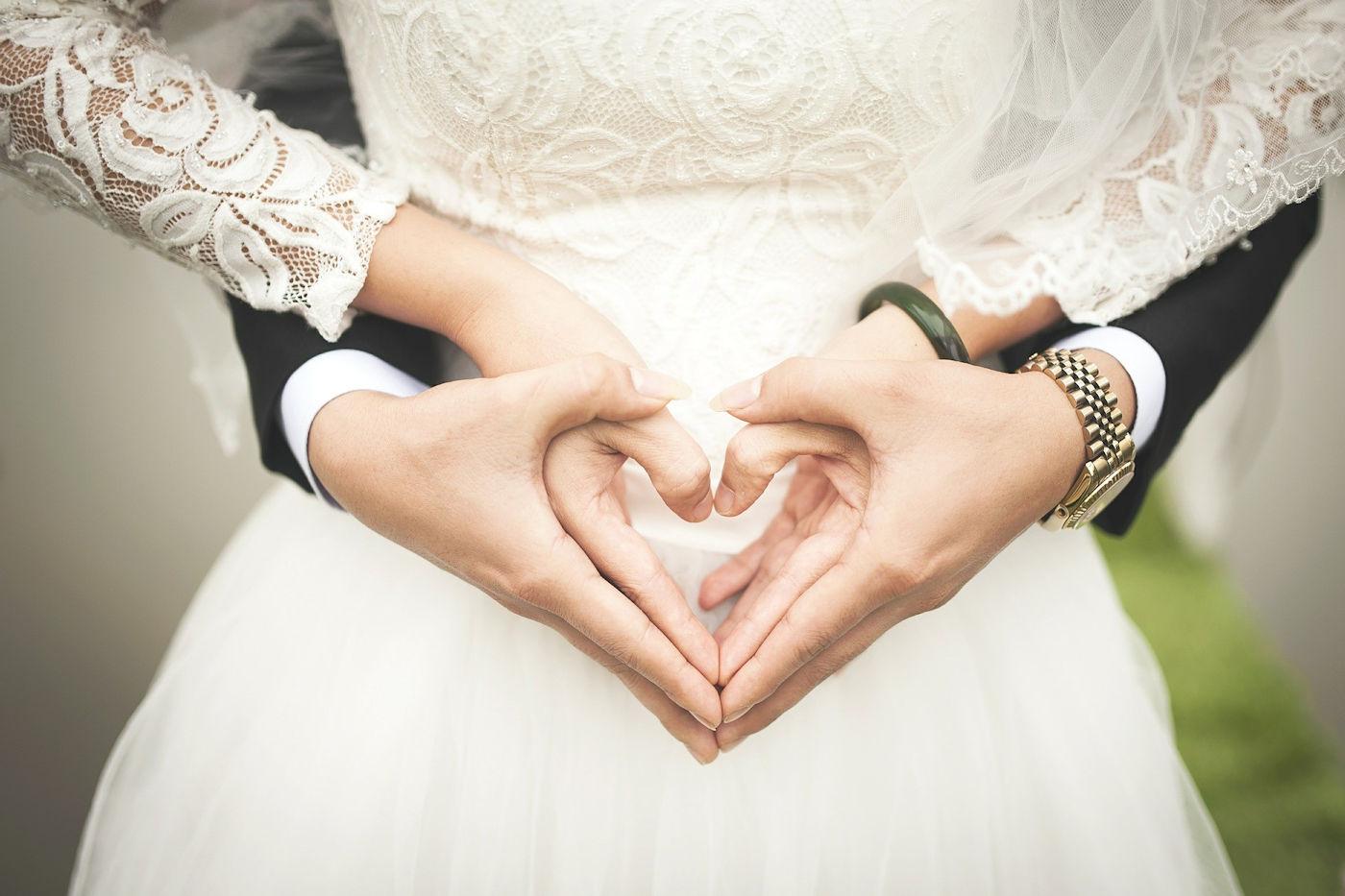 Getrouwd echtpaar