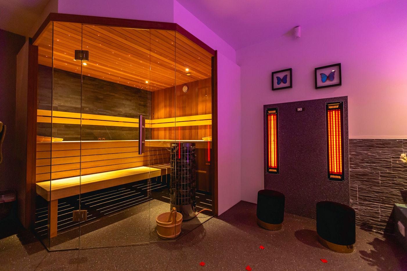 Sauna Gelukshuis Eindhoven