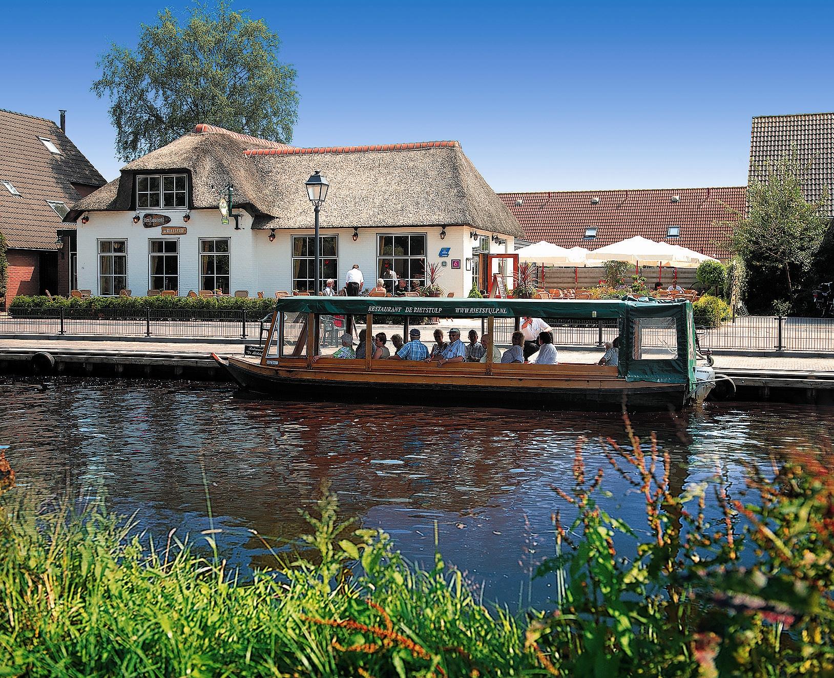 Restaurant de Rietstulp Giethoorn