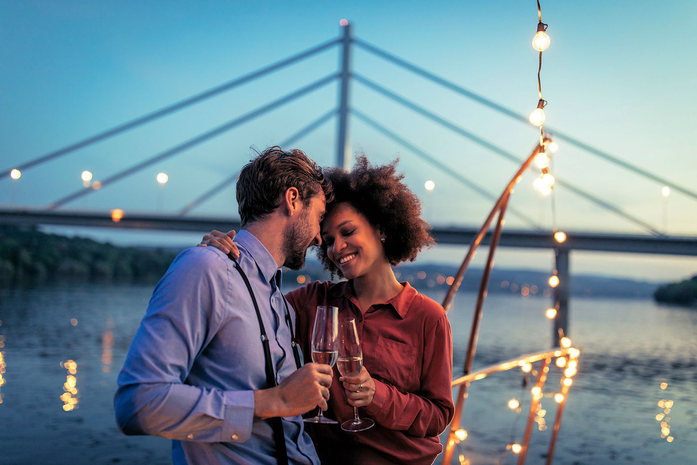 Kies de romantiek