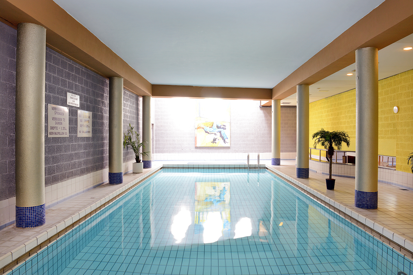Hotel Maastricht zwembad