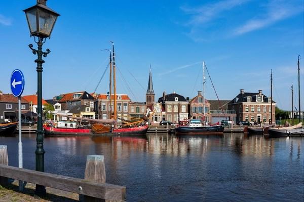 Haven in Friesland