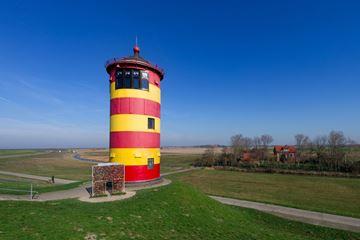 Vuurtoren Friesland